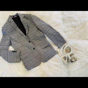 Boy Tommy Hilfiger Plaid Suit Separates